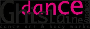 Logo Ghislaine Dance Company