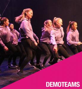Demoteams Ghislaine Dance Company