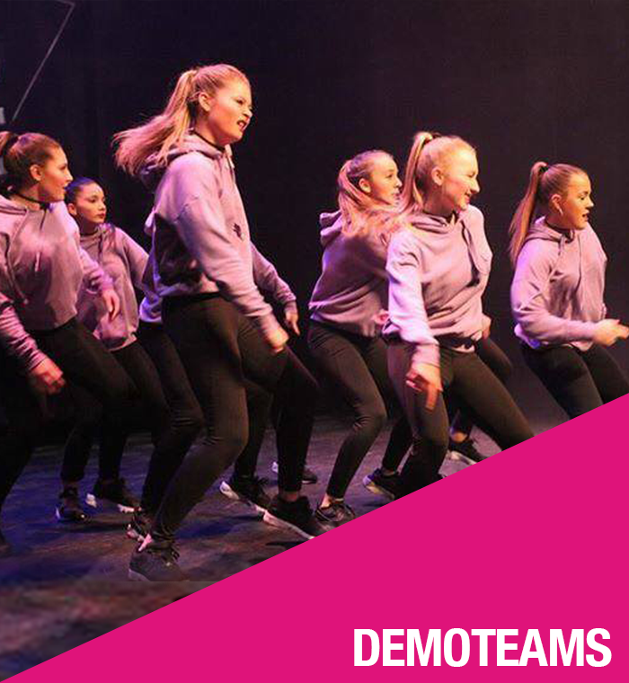 Demoteams Ghislaine Dance Company