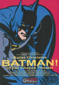 Ghislaine Dance Company Batman