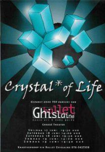 Ghislaine Dance Company Crystal of Life