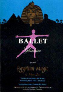 Ghislaine Dance Company Egyptian Magic