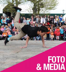 foto en media Ghislaine Dance Company