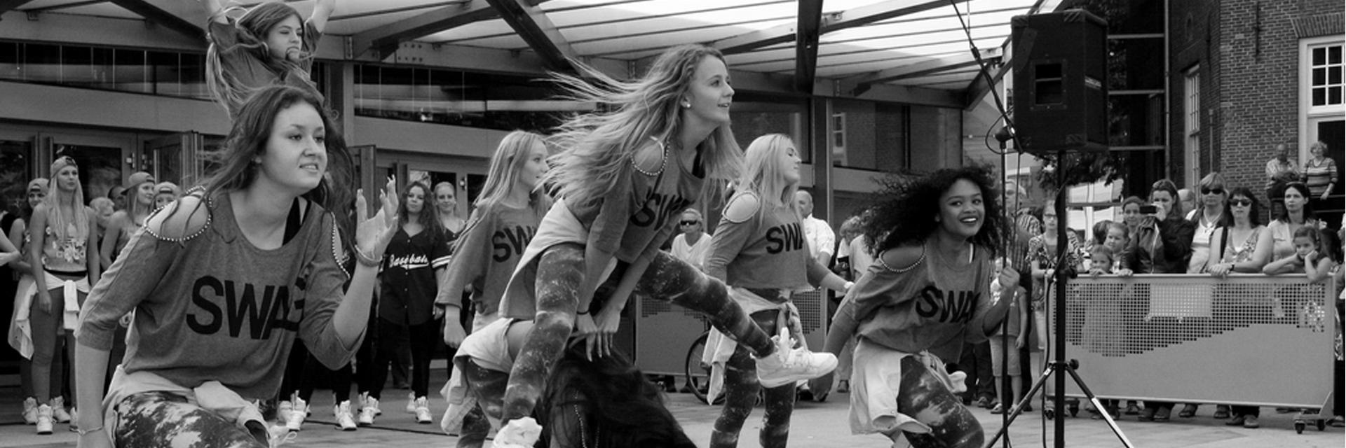 Agenda Ghislaine Dance Company
