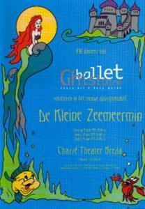 Ghislaine Dance Company De Kleine Zeemeermin