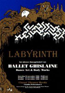 Ghislaine Dance Company Labyrinth