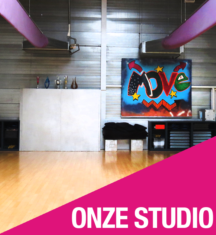 onze studio Ghislaine Dance Company