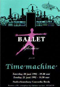 Ghislaine Dance Company Timemachine