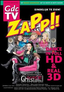 Ghislaine Dance Company Zapp