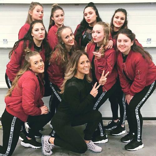 Demoteam Damn Ghislaine Dance Company
