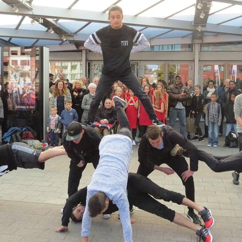 Demoteam Ill-Relevant Ghislaine Dance Company