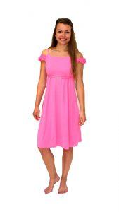 Ghislaine Dance Company Kledingverhuur - jurkje roze, blauw, paars, wit