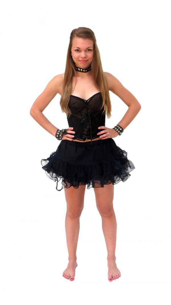 Ghislaine Dance Company - kledingverhuur - Solistenpak Punk