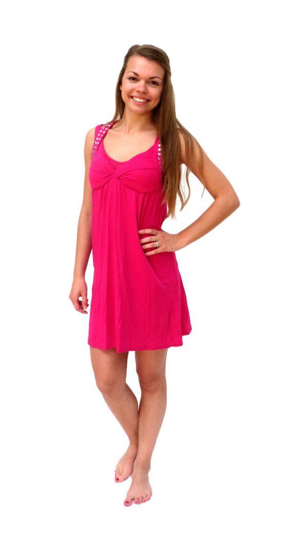Ghislaine Dance Company - kledingverhuur - High School Musical roze jurkje