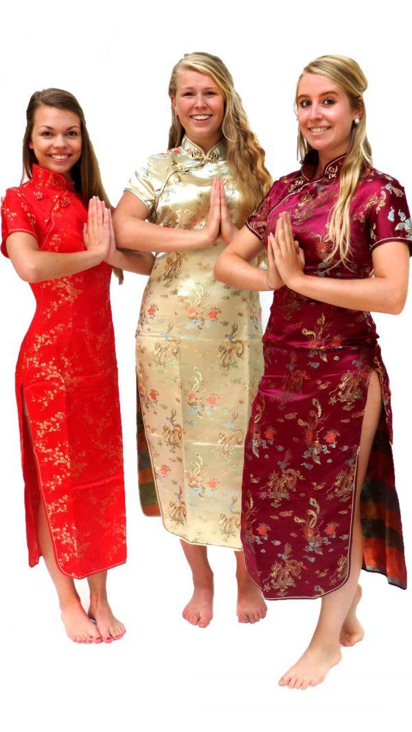 Ghislaine Dance Company - Jurk China - Kledingverhuur