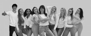 team Ghislaine dance company